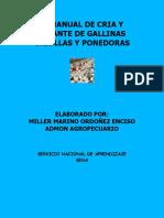 Manual de Gallinas (mILLER)
