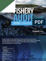Oceana Canada Fishery Audit 2020