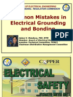 Common Mistakes Electrical Grounding and Bonding_JAIME V MENDOZA.pdf