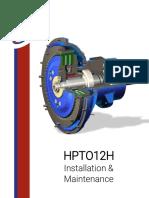 PT Tech HPTO12HXX-XXX Power Take Off