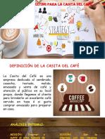PLAN DE MARKETING LA CASITA DEL CAFÉ