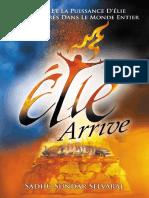 Élie Arrive - by Sadhu Sundar Selvaraj