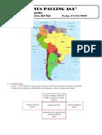 América del Sur LINUS