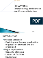 CHAPTER 4 PROCESS SELECTION.ppt