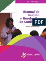 Manual de Gestion y Resolucion Conflictos