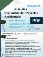 14.Formulacion y Eval de Proyectos
