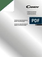 MICROONDAS CANDY CMXG22DW_PT_ES