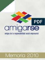 Memoria Fundación AmigaRSE 2010