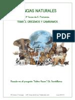 C. NATURALES. TEMA 2