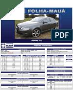 Teste Folha-Mauá - Audi A6 3.0TFSI