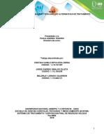 Unidad 2 Fase 3 - Definir, describir, analizar y evaluar las alternativas de tr