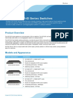 Huawei S6720-EI Series Switches Brochure