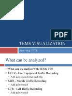 TEMS Visualization - Analyzing UETR