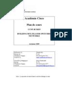 Plan de cours-CCNP-BCMSN