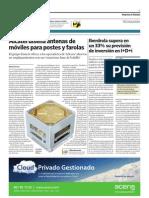 Acens Cloud hosting en El Economista (9-febrero-2011)