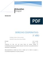 COOPERATIVISMO EN PARAGUAY