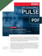 Cushman & Wakefield Economic Pulse Americas Feb / Mar 2011