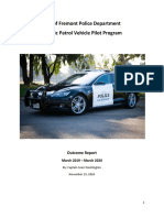 Police Electric Vehicle Pilot Program Outcome Report 2020_Final_11.17.20.Docx