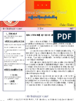 NDF18 Bulletin January 2011