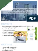 TALLER INTEGRADO DE PROYECTOS DE PROGRAMACIÓN 1 -Conceptos de proyecto-