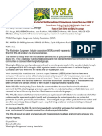 WSLCB Washington Sungrowers Industry Association Letter on Racism