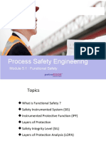 PSE Module 5.1 - Functional Safety