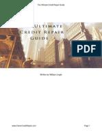 Ultimate Credit Repair Guide