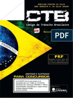 ATUALIZAÇÃO - LIVRO CTB - LEI 14.071.2020