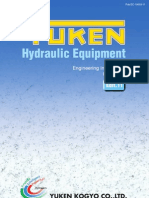 YUKEN Hydraulic Equipment Catalogue Edit.11_080327