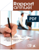 Le rapport annuel 2009 du CTIP