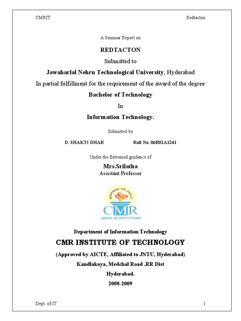 Seminar report on redtacton telecommunication electricity yelopaper Images