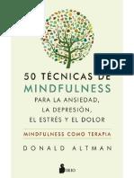 50 técnicas de mindfulness para vencer la ansiedad, la depresión, el estrés y el dolor.pdf