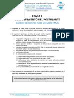 MANUAL 1- CONSENTIMIENTO DEL POSTULANTE
