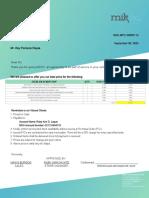 mikpc qoutation form
