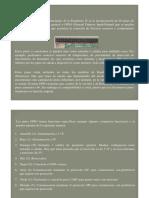 Manejo y programación de puertos GPIO