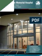Hazel Hawkins Memorial Hospital Newsletter 2011 Vol 1
