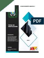 INFORME-TIPOS DE VENTILACIÓN- ACONDI II- GRUPO 03