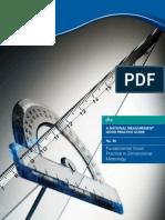 Guide in Dimensional Metrology