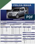 Teste Folha-Mauá - Land Rover Discovery 4