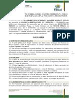 LICITAÇÃO TESTES RÁPIDOS COVID GOVERNO DO PIAUÍ