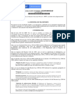 RESOLUCIÓN 20203040003645 - 22 DE MAYO 2020 - MINTRANSPORTE