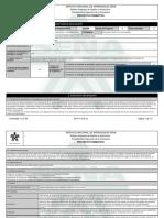 Reporte Proyecto Formativo - 2031589 - DESARROLLAR APLICACIONES DE SOFTWARE