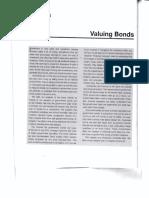 1.0 Bond Valuation