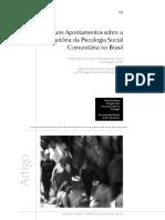 alguns apontamentos da trajetoria da psicologia social cmunitario no brasil portual e gonçalves.pdf