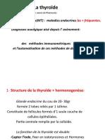 thyroide 4 e année de parma 2012-2013)