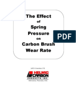 Helwig-Effect of Spring Pressure on Brush Wear Rate - Nov 08
