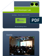 Android Developer Lab