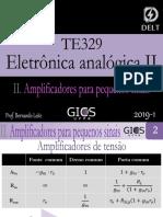 02_Amplificadores para pequenos sinais.pdf