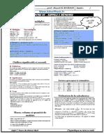 Cours 1 . Importance de la mesure en chimie (Www.AdrarPhysic.Fr)