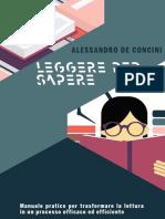Leggere per sapere - Alessandro de Concini.pdf